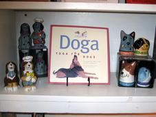 doga, pratique chien