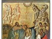 6/19 Janvier Théophanie. Baptême notre Seigneur Jésus-Christ