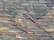 emblème Compagnon charpentier toit Rosiers-sur-Loire (Maine-et-Loire)