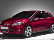 Nouvelle Ford Focus présentée Detroit