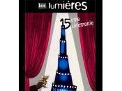 15ème cérémonie prix Lumières l'Hôtel Ville Paris