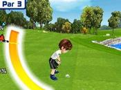 LET'S GOLF Test PSP!!!!