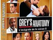 [arrivage Série] Grey's Anatomy blu-ray