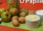 Clafoutis poires pommes terre