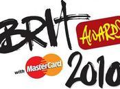 Brit Awards 2010 Nominations