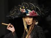 "Haute Couture défilé ""Jungle"" Méxicain Jean-Paul Gaultier"