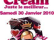 Gayvox partenaire pinkyboat: cream janvier 2010
