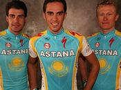 Astana défie Armstrong autres
