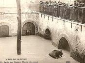 Paris inondé -1910 Témoignage