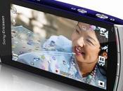 Test mobile Sony Ericsson Vivaz
