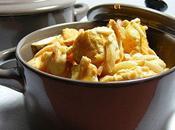 Fricassée poulet curry cumbava