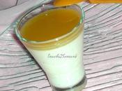 Pannacotta babeurre caramel beurre salé