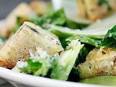 Recettes Super Bowl: Salade César pour gens goût