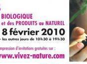"""""""Vivez nature"""" Paris février 2010"""