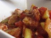 ~Emincés d'escalope poulet provençale petits légumes~