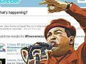 "Venezuela Pour Hugo Chavez, Twitter ""menace terroriste"""