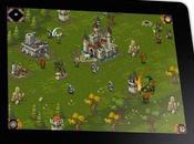 Majesty adaptation iPad interview pour Kingmaker