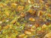 Tarte épinards, chèvre parmesan