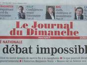 amnésies Journal Dimanche.