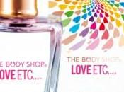 Parfum Love Body Shop