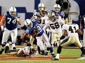 Super Bowl toute deuxième demie perspective