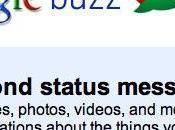 Google Buzz, virage social Gmail