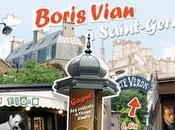 Boris Vian Saint-Germain, site Livre Poche