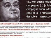 Régionales Languedoc-Roussillon, Tract ....