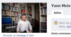Yann Moix, réhabilité, Antonin Artaud, viré, Facebook
