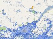 Google Street View disponible partout Québec Canada