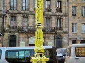 Sculture urbaine Saint Michel