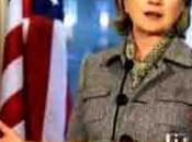 Iran Clinton hausse ton.