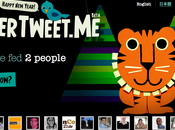TigerTweet.Me supprimez following tout s'amusant