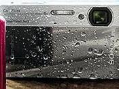 L'appareil photo Sony DSC-TX5 waterproof