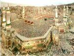 rythmes l'esprit: pélérinage Mecque