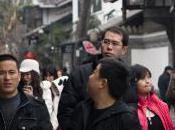 Chengdu pendant Nouvel Chinois