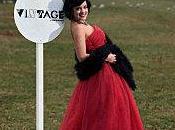 Lily Allen fait robe rouge