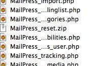 J'ai remplacé Subscribe MailPress pour gérer newsletters sous WordPress