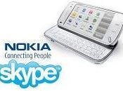 Skype disponible pour smartphones Nokia l'Ovi Store