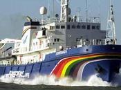 plus grand bateau Greenpeace arrive France, l'Esperanza attendu Havre soir