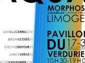 Aquamorphose Exposition quatre aquarellistes Limoges