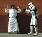 clip Ke$ha version Star Wars