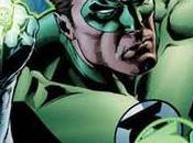 Green Lantern projeté