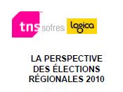 Régionales 2010 sondage SOFRES Philippe Richert donné gagnant