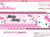 Hello Kitty rhabille navigateur Firefox