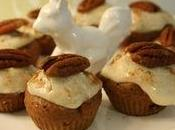 Cupcakes épices noix pécan