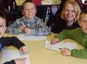 Intervention d'un auteur auprès scolaires