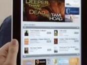 publicité iPad long prix vente certains ebooks
