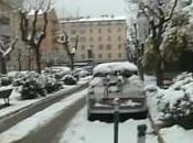 Haute-Corse paralysée neige compris région Bastiaise...