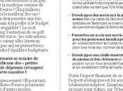 tract campagne Jacques Bigot pour l'arrondissement Saverne